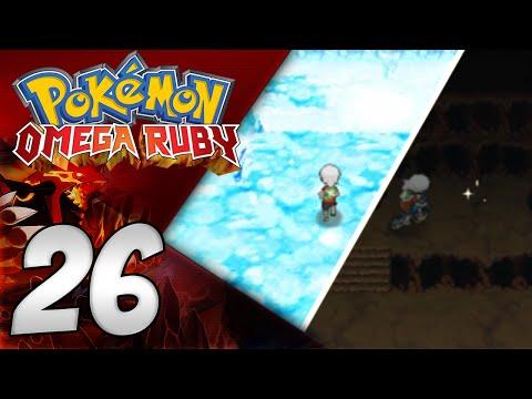 Guida Pokémon Rubino Omega Parte 26 La Grotta Ondosa Pietrosa