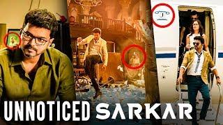 SARKAR Official Teaser : Things You Missed | Breakdown, Vijay