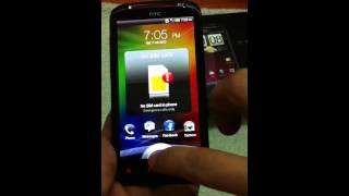 HTC Sensation XE - ICS 4.0.3 Review Myanmar