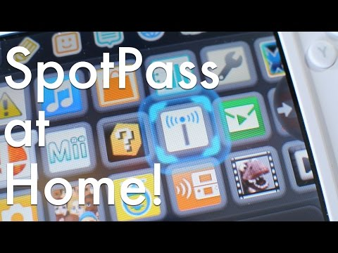 Set Up Your Own 3DS SpotPass at Home (HomePass)