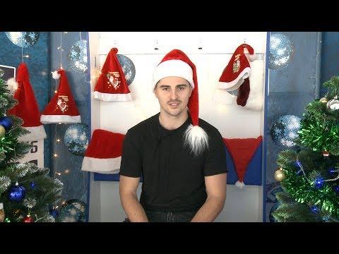 Руслан Педан поздравляет с Новым годом!