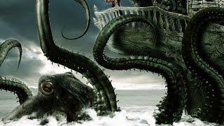 Video clip Kraken, quái vật hùng mạnh nhất biển cả có thật?