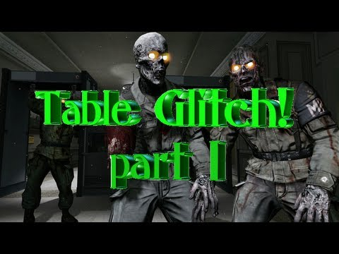 Bo1 - Five - Table Glitch - NO Hacks - Part 1