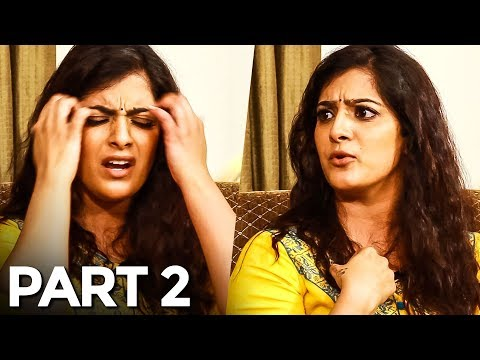 """""""I'm a victim of Child Abuse"""" - Varalaxmi Opens up First Time! thumbnail"""