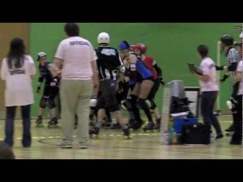 Lincolnshire Bombers Roller Derby