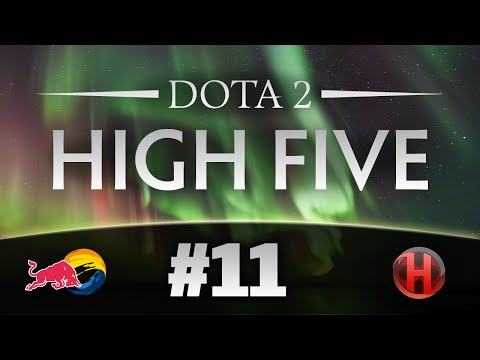 Dota 2 High Fives  Ep 11 Red Bull Weekly