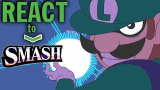 LUIGIKID REACTS TO: SMASH! - StarMUSIC - LUIGI, NUMBER ONE!