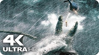 Jurassic World 2 ALL Featurettes & Trailers 4K UHD (2018)