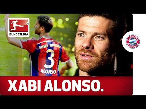 Xabi Alonso - Bayern's Record-Breaker and Midfield Linchpin