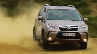 İlk Test - Subaru Forester