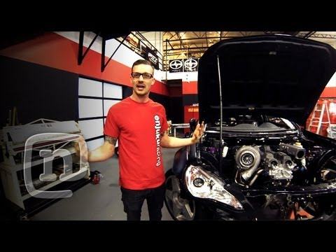 Ryan Tuerck's New 2013 Formula Drift FRS Portland Build: Tuerck'd Bonus