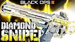 "BO3: DIAMOND GRIND! - ""SNIPERS"" (Dark Matter Camo Challenge)"