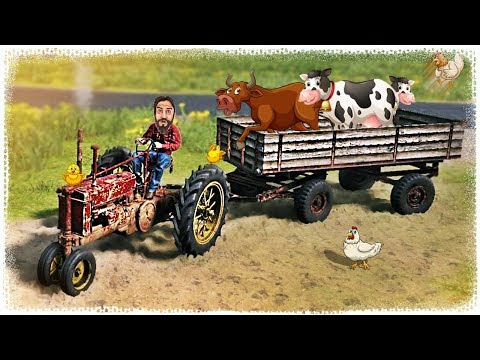 TARLA İŞLERİ | Farmers Dynasty #4