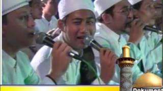 Indonesia Aman - M.Ridwan Asyfi dan Hadrah Ahbaabul Musthofa Lamongan.