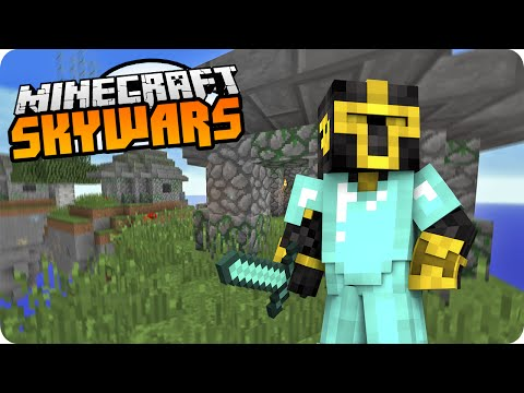 SKYWARS | A LA ÉPICA JUGANDO EN OP CHEST!