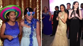 Hospital Throws Epic Prom for Teen Patients Who Couldn