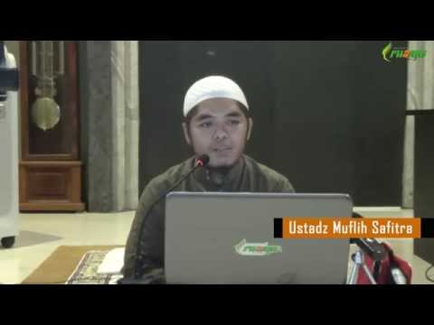 Ust. Muflih Safitra - Tata Cara Umroh Bag  2