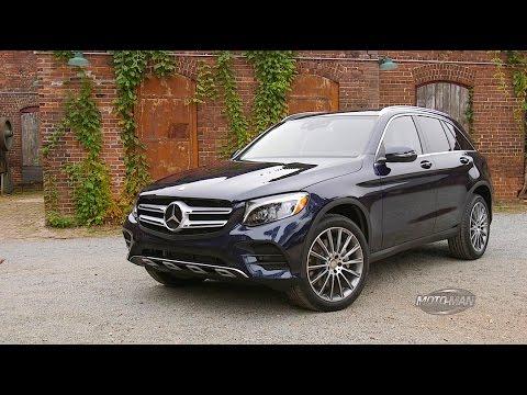 2016 Mercedes Benz GLC 300 FIRST DRIVE REVIEW