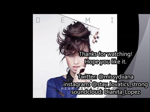 Demi Lovato - Heart Attack (Official Audio) Male Version with Lyrics on description