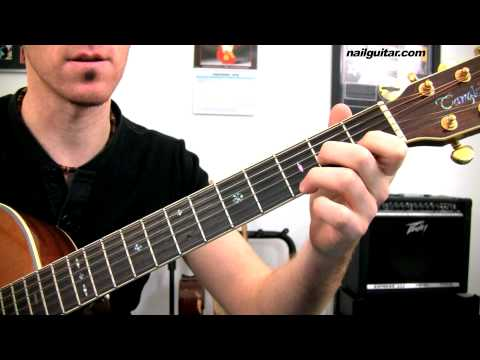 Acoustic Guitar Lessons 'The Zephyr Song' Red Hot Chili Peppers Easy Beginner How To Play Tutorial