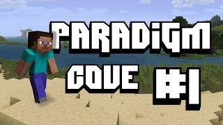 HIDEY HOLE! - Minecraft: Paradigm Cove (Episode 1)