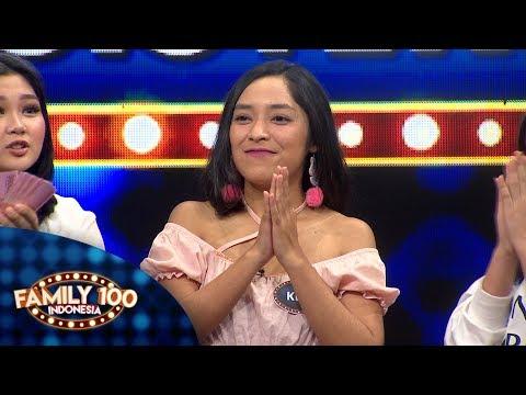 Key B dapat Extra Cash 1jt dari mantan! - PART 1 - Family 100 Indonesia
