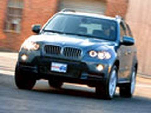 Dynamic Diesel? 2009 BMW X5 xDrive 35d @ the Track Video