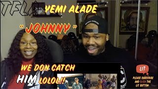 Yemi Alade Johnny Official Music Audio Thatfire La Reaction