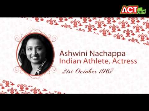 HAPPY BIRTHDAY ASHWINI NACHAPPA