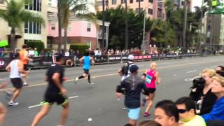 Rock N Roll Marathon San Diego With Darcy Kempton And Stephen Boykin