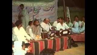 Asstana Aaliya Patti Sharif, ( Orass Mobarak ) Haider Hassan Qawal In Mehl e Samaa,(part 1)