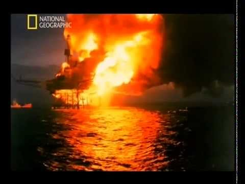 Explosion in the North Sea (Piper Alpha)
