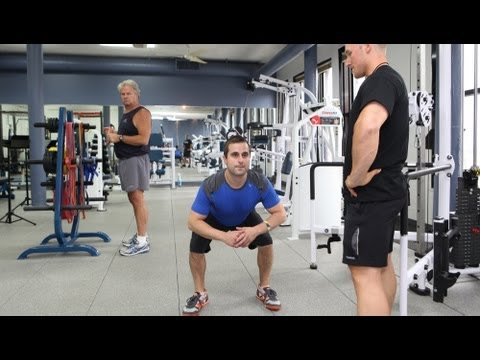 Personal Trainer Making Area Man Put On Humiliating Little Show For Entire Gym