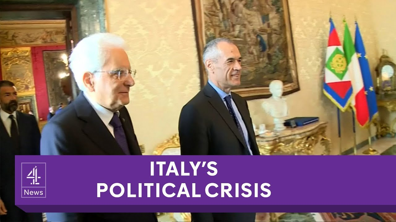 Italy on the edge of crisis: Should Europe be worried?
