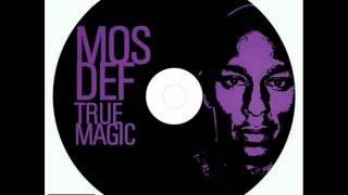 Watch Mos Def True Magic video