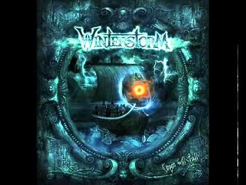 Winterstorm - Stronger  (NEW Album