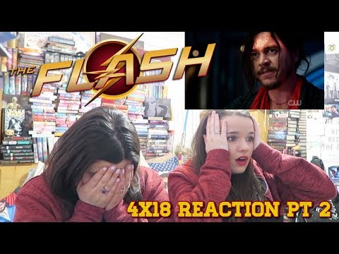 "THE FLASH 4X18 ""LOSE YOURSELF"" REACTION PART 2 thumbnail"