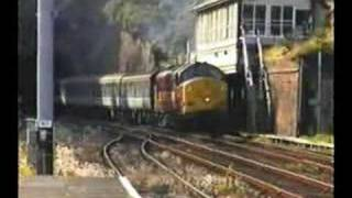 North Wales Coast Class 37s 1998