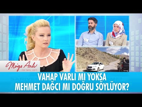 Vahap Varlı mı yoksa Mehmet Dağcı mı doğruyu söylüyor? - Müge Anlı İle Tatlı Sert 8 Kasım
