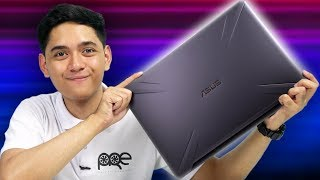144hz GAMING LAPTOP??!! - ASUS TUF FX705GE Gaming Laptop