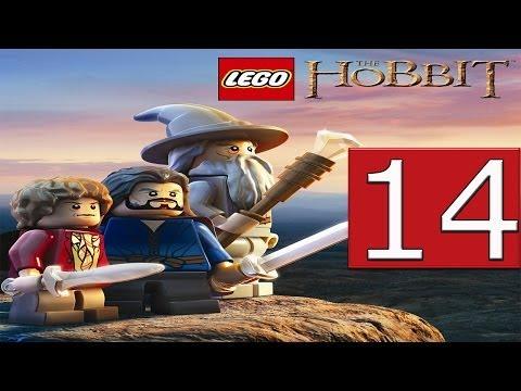 Lego The Hobbit O Necromante Dublado PT-BR detonado PC - parte 14