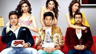 Grand Masti | Riteish talks about the poster of his movie