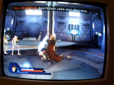 Star Wars 3: Revenge of the Sith Review Part 1. PS2