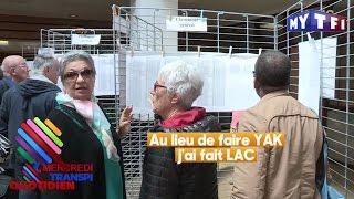 Les championnats de France de Scrabble c'est physique ! - Quotidien du 19 Avril
