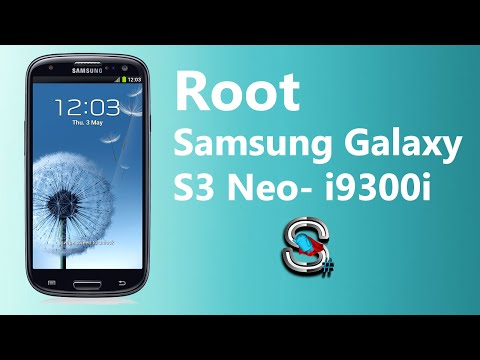 Root Samsung Galaxy S3 Neo i9300i - ROOT - CWM RECOVERY
