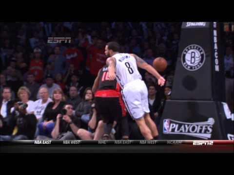Raptors 2014 PLAYOFFS: R1G3 vs. Nets
