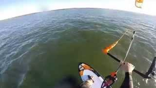 Liquid Force SOLO 12m and Foil Fish with 6 knots #2