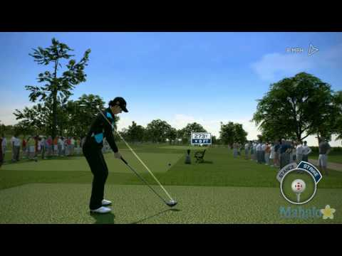 Tiger Woods 13: Adam Scott @ Torrey Pines (Front 9)