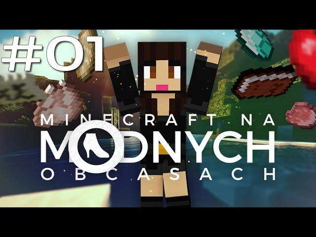 """Minecraft na """"modnych"""" obcasach #01 - Początki"""