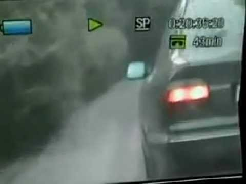 BMW VS Russian POLICE